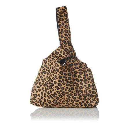 lk bennet animal print bag